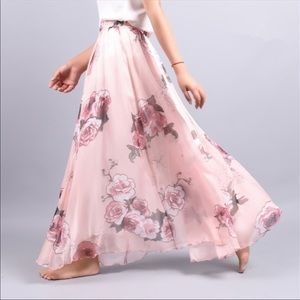 Gorgeous Maxi Skirts! RESTOCKING ALL SIZES JUNE